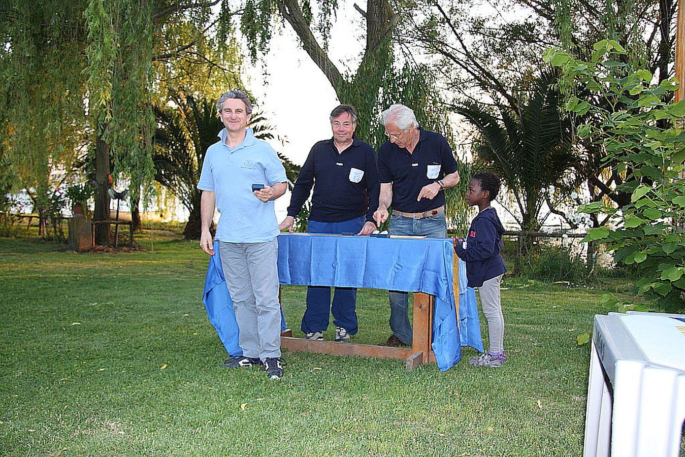 premiazione trofeo fosco santini 2011