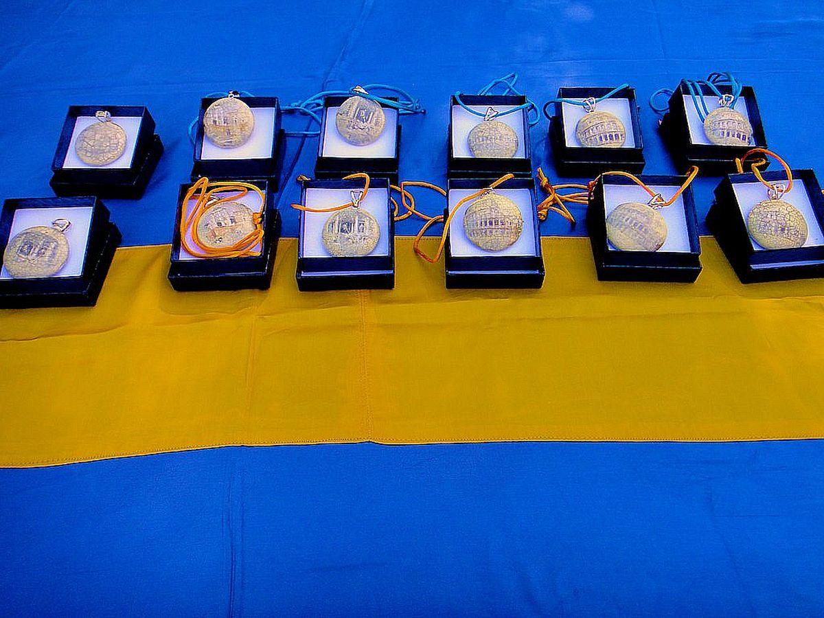 premiazione trofeo vacanze romane 2010
